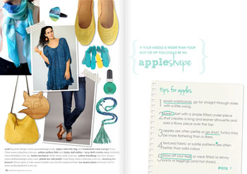 issue 12 dressing an apple shape